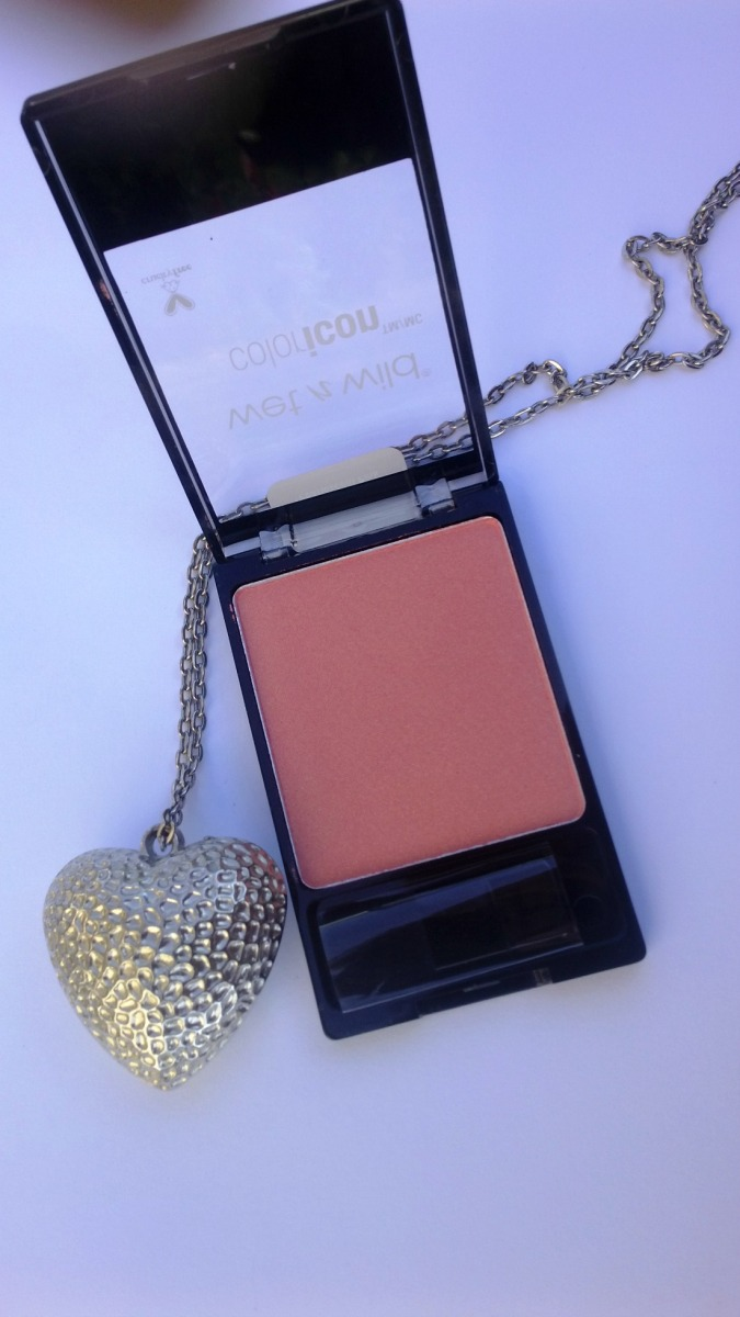 Wet 'n' Wild Color Icon Blush- Pearlescent Pink Review